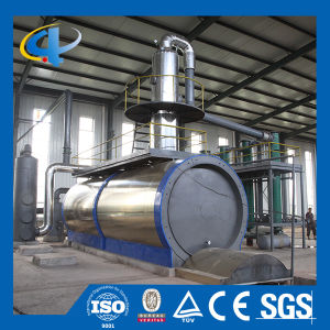Crude Oil Refinery Distillation Machine From Henan China pictures & photos