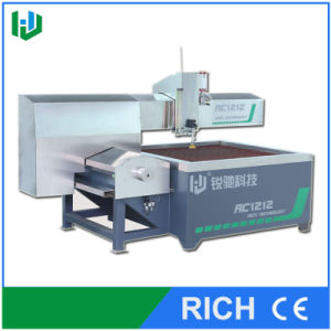 Small Waterjet Cutting Machine for Glass pictures & photos