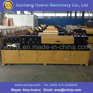 Rebar Straightening and Cutting Machine Manufacturer with Factory Price pictures & photos