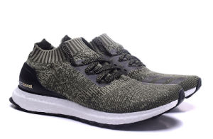 fcc092fe6 Beautiful and Cheaper Dark Green Color Ultra Boost Sports Shoes for 1  1