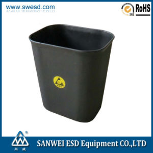 ESD Electronic Waste Bin (3W-9805900) pictures & photos
