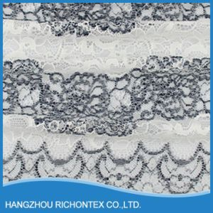 High Quality Embroidered Lace Fabric