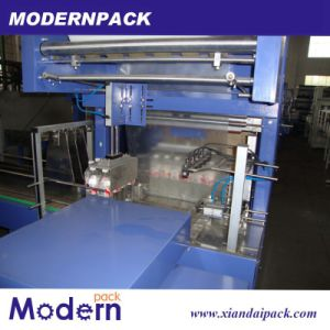 Beer Glass Bottle Dozen Film Packager Machine Filling Line pictures & photos