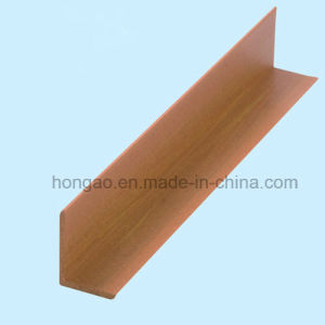 Vella 25*25mm Corner Guard Wood Plastic Composite (WPC) Indoor Decoration