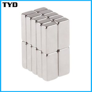 N52 Sintered Neodymium Strong Block NdFeB Permanent Magnet