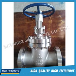 ANSI Carbon Steel 150lb-1500lb Flange Gate Valve pictures & photos
