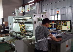 Ztm-E Inspecting and Rewinding Machine for Printing Film pictures & photos