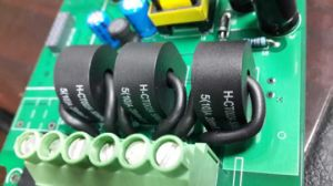 PCB Mounted of Current Transformer 5A/5mA (H-CT003A) pictures & photos