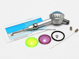 Dental Air Teeth Polishing Polisher Handpiece Prophy System 4 Holes pictures & photos