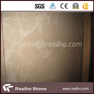 Burdur Beige Marble for Bathroom Slabs/Tiles/Countetops