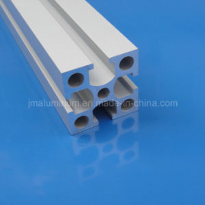 T Slot Aluminum Frame Extrusion pictures & photos