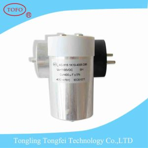 High Voltage DC Power Dry Type Pulse Capacitor pictures & photos