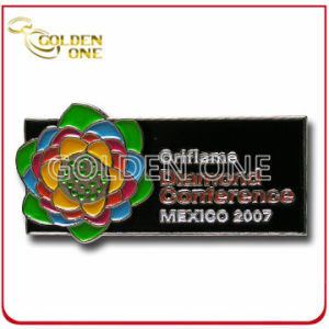 High Quality Custom Color Fill Metal Emblem Badge pictures & photos