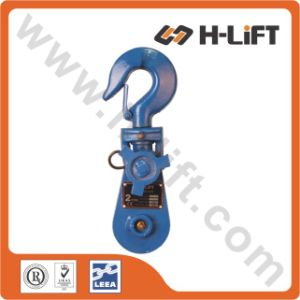 Heavy Duty Snatch Block / Pulley Block with Hook pictures & photos
