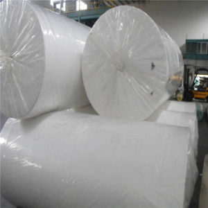 100% PP Spunbonded Nonwoven Fabric Jumbo Roll pictures & photos