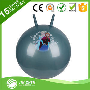PVC Inflatable High Quality Jump Hopper Ball with Logo Printing
