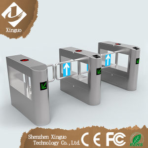 Trade Assurance Sale Security Supermarket Swing Electronic Turnstile Price pictures & photos