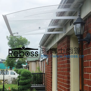 White Polycarbonate Awning PC Canopy pictures & photos