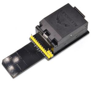 Allsocket New BGA153+169-SD Reader Emmc153/169 Adapter for Samsung Toshiba  Kingston Skhynix Nand Flash Memory Emmc Read/Write Programming