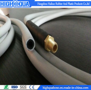 Fiber Braid Flexible Hose Smooth Surface Rubber Air Hose pictures & photos