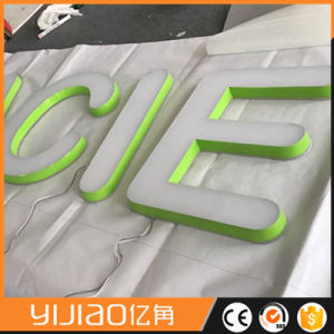Manufacturer Frontlit LED Acrylic Luminous Letter pictures & photos