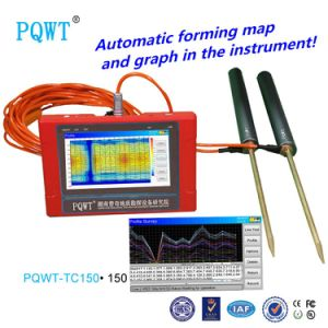 Simple Operation Underground Water Detector 150m Deep Water Finding  Automapping System