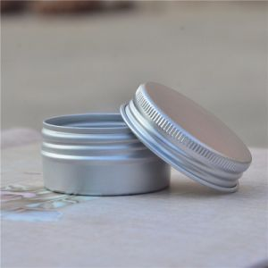30g 30ml Aluminum Jars Cream Cans Cosmetics Metal Tin Box pictures & photos