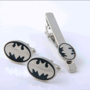 Tie Bar& Cufflink Gift Sets, Custom Logo, Paypal Accept