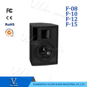 F-12 F-10 Professional Single 10′′ Woofer Full Range Speaker