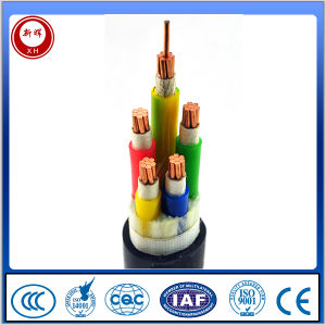 IEC 60502-1 600/1000V Two Cores XLPE Insualtion Unarmoured Low Voltage Electrical Power Cables