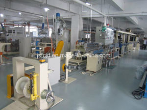 FC-65 PE Plastic Wire Extruder Line pictures & photos