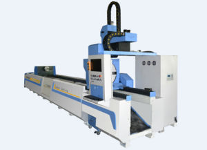 Round Square Tubes Laser Cutting Machine Fiber Equipment High pictures & photos