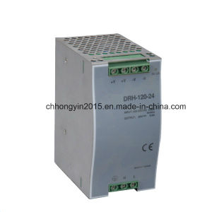 Drh-120-48 48V 0-2.5A 3 Pore 4wire Power Supply Switch pictures & photos