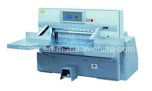 Digital display Paper Cutting Machine (SQZX-G) pictures & photos