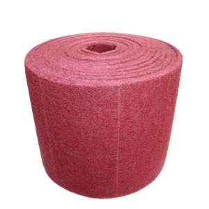 Non-Woven Abrasive Scouring Pad / Polishing Sheet/ Roll/Grinding Hand Pad