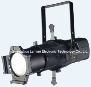 High Effcient Profile Spotlight LED Stage Light Multi-Power Long Throw Distance pictures & photos