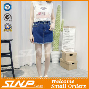 Fashion Sexy Hot Sell Ladies Skirt Dress Denim Short Jeans