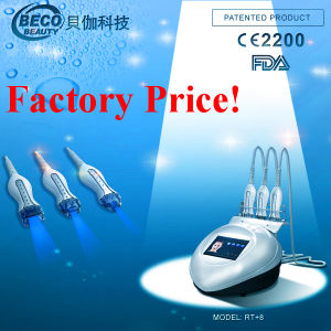Blue Light Vacuum RF Slimming Beauty Machine (RT+8)