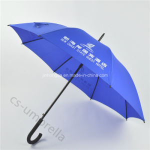 "23"" Blue Promotional Outdoor Promotion Straight Umbrella (YSS0108)"