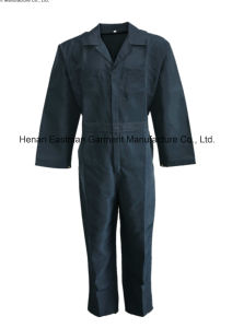 T/C Poplin Cheap Classical Hot Selling Coverall pictures & photos