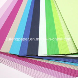 Hot Sale 100% Wood Pulp Color Cardstock pictures & photos