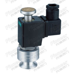Electromagnetic High Vacuum Charge Valve pictures & photos