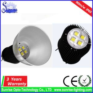 100lm/W High Power COB Industrial 120W LED High Bay Light