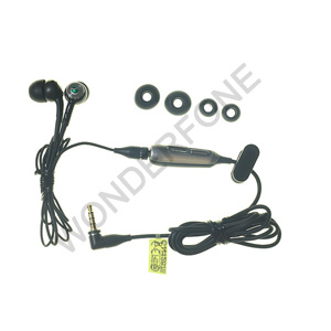 for Sony Ericsson Stereo Handsfree - Silver pictures & photos