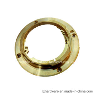 Machining Parts for Brass (LZ011)