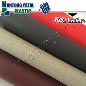 Higher Quality PVC Leather for Sofa, Dashboards and Car Seat Covers