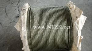 Steel Wire Rope (DIN3060 6X19+FC) pictures & photos