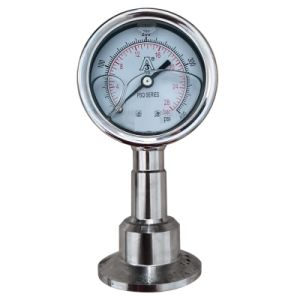 Sanitary Pressure Gauge pictures & photos