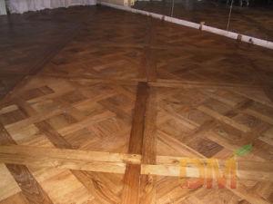 French Classic Oak Versailles Parquet Flooring