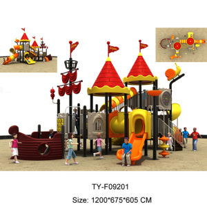 Wholesale Safety Latest Kids Outdoor Playground Equipment (TY-F09201) pictures & photos